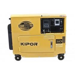 Generator curent Kipor KDE 6700 TA